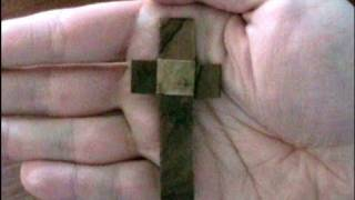 How To Make The Origami Holy Cross ...for All (61)