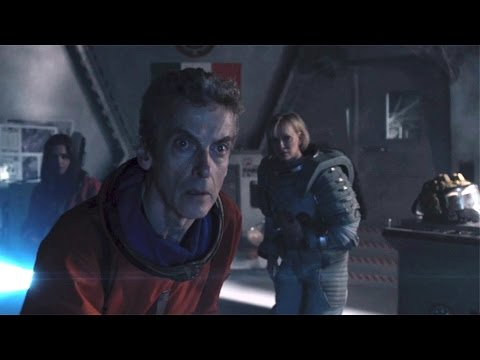 When I say run, run! - Kill the Moon: Preview - Doctor Who: Series 8 Episode 7 - BBC One