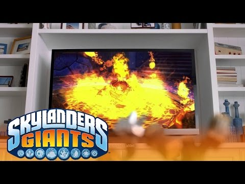 Bigger Barf TV Trailer: Official Skylanders Giants
