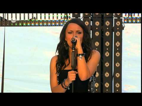 Milk Inc. - Shadow (Live At Radio 2 Zomerhit 2011 12-08-2011)