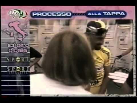 Marco Pantani 2000 Giro d'Italia Stealing the Spotlight