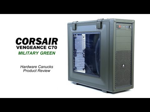 Corsair C70 Case Review