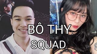 RAMBO Squad cùng MISTHY funny moments.