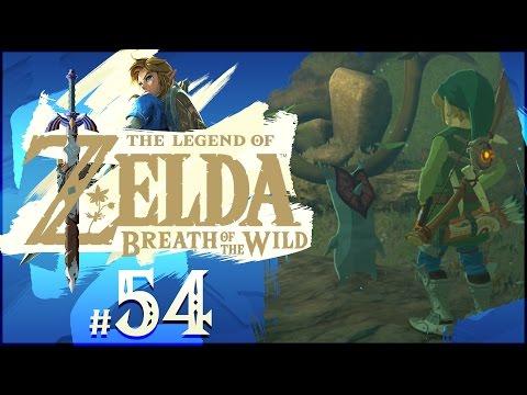 The Legend of Zelda: Breath of the Wild - Part 54   Korok Trials #1!