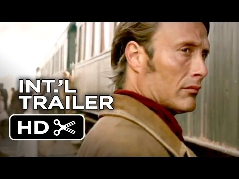 The Salvation Official UK Trailer #1 (2015) - Mads Mikkelsen, Eva Green Movie HD