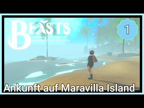 1 - Ankunft auf Maravilla Island   Beasts of Maravilla Island   Let's Play Deutsch