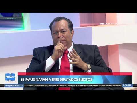 Silvio Guerra - Abogado - se impugnaran tres diputado