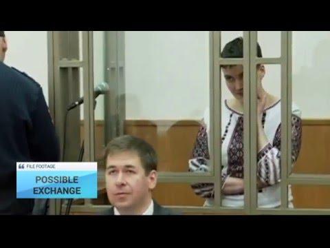 Savchenko Possible Exchange: Ukrainian pilot may be swapped for Russian criminals kept in U.S.
