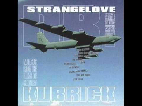 Stanley Kubrick Music - Dr. Strangelove: Bomb Run