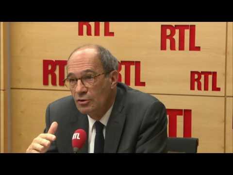 """Éric Woerth, au micro de RTL : """"Le Front national ne comprend rien à l'économie, rien à la mondia..."""