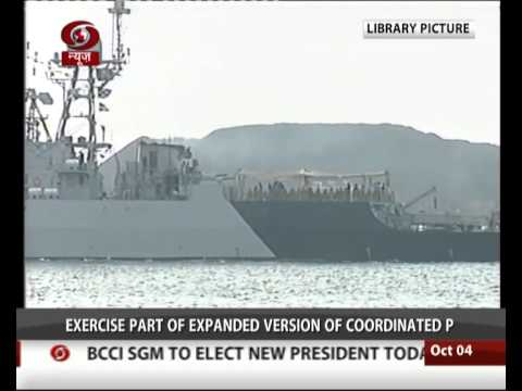 India-Indonesia to hold inaugural maritime exercise