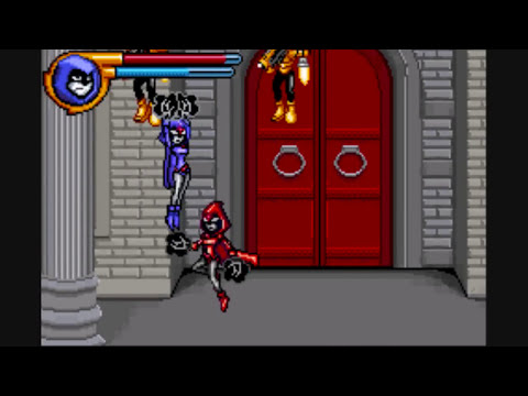Teen Titans gba walkthough part 5