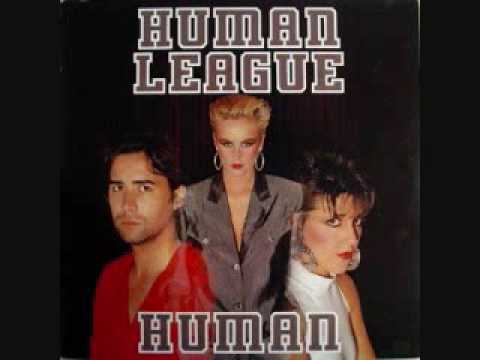 human league - human