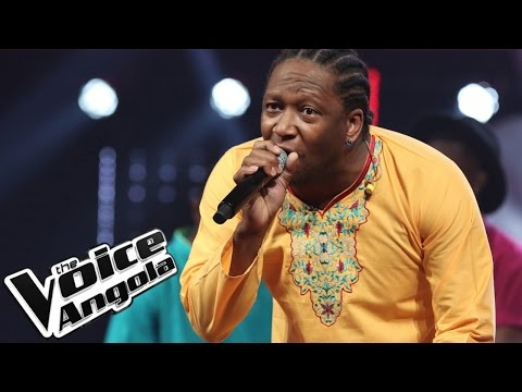 "#EquipaWalter canta ""My Love"" / The Voice Angola 2015 / Show ao Vivo 4"