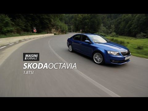 Skoda Octavia 1.8TSI 2013 / Drive Test / Car Review