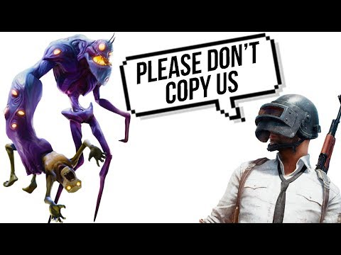 PUBG ACCUSES FORTNITE OF COPYING, BEST OVERWATCH FAN ART? & MORE
