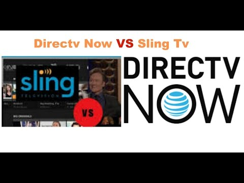 Directv Now Vs Sling Tv Review! Kodi and Cut the Cable Cord with the Best Paid Live Tv IPTV Services