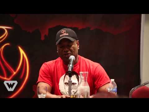 Chris Judge - SLC Fantasy Con 2014