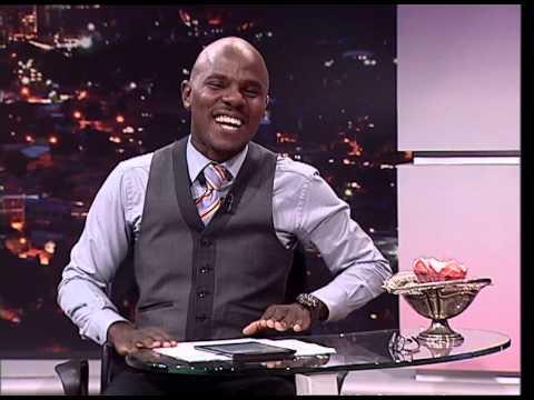 "Thomas Mlambo Host Of Sport  10 Presenter And Singer Mxolisi ""zuluboy"" Majozi video"