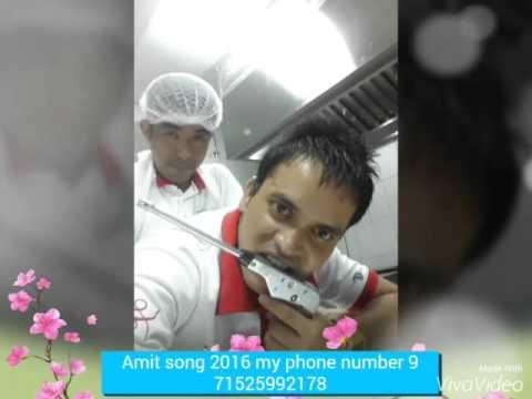 Amit nuw garhwali song video 2016