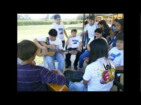 Convivencias del Colegio Nuestra Señora del Pilar Barinas 2013