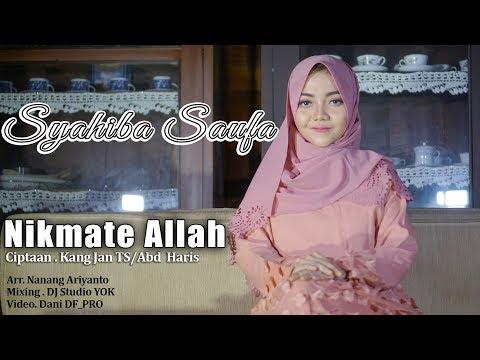 Download SYAHIBA SAUFA - NIKMATE ALLAH    Mp4 baru