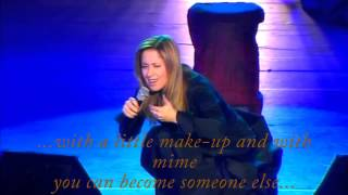 Lara Fabian Singing Caruso Special Cut