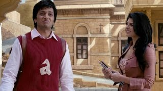 Ritesh Deshmukh wants to be friends with Jacqueline Fernandez - Aladin