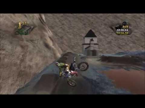 MX vs ATV Reflex - track review -