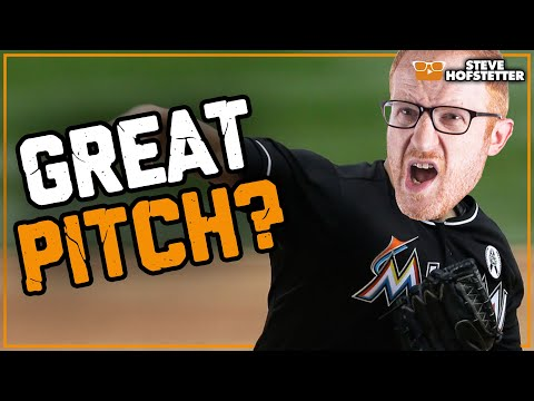 Steve Hofstetter Pitches For the Marlins