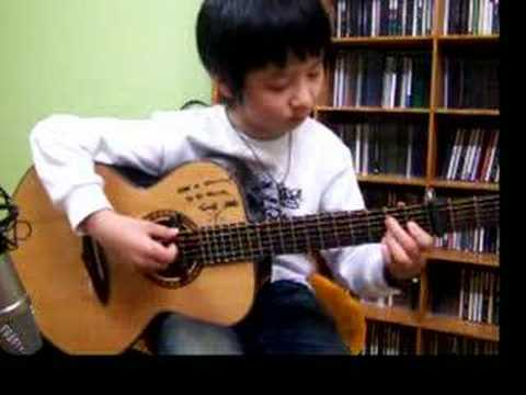 (Carpenters) Yesterday_Once_More - Sungha Jung Music Videos