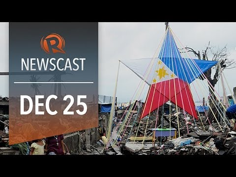 Rappler Newscast: Petilla offers to resign, Pope Francis 1st Christmas, North Korea combat ready