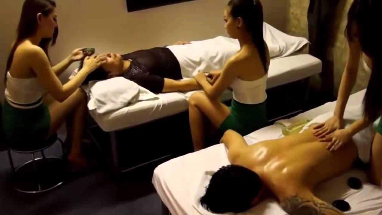 Японский масаж и секс