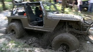 Jeeps In The Mud Compilation