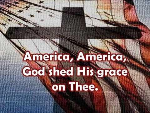 America the Beautiful w/ lyrics Sung by: Twila Paris