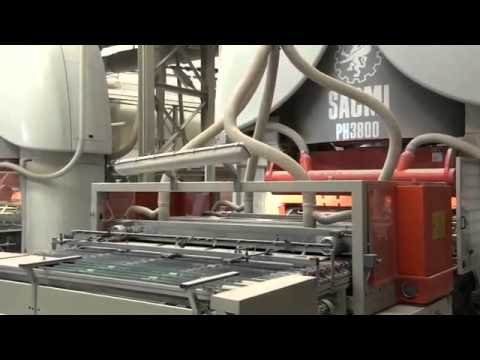 How Its Made Manufacturing Ceramics Amp Granite Floor Tiles