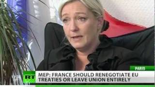 Marine Le Pen to RT: We fight for French identity