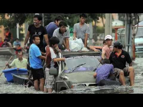 Conditions are forecasted to improve as Thailands Floods Continue; 25 OCT 2011