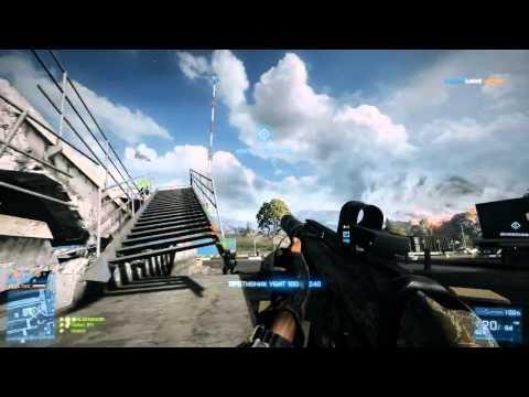 RPG vs JET (Battlefield 3)