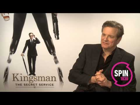 PLAN B | The Kingsmen | Colin Firth Interview