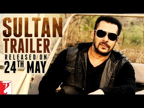 SULTAN Trailer Released On 24th May | Salman Khan | Anushka Sharma