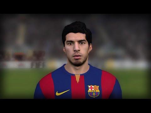 FIFA 15   Luis Suárez Welcome to FC Barcelona