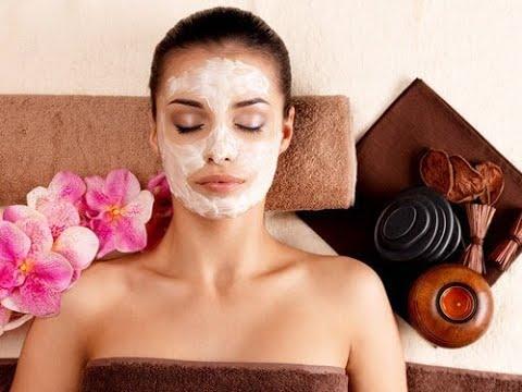 Gesichtsmaske gegen Falten und Narben
