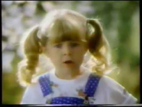 ADORABLE VINTAGE 80'S OSCAR MAYER HOT DOG COMMERCIAL W BEVERLEY MITCHELL