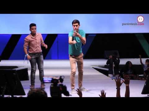 Lo mejor de Campus Party 2015 #CPMX6