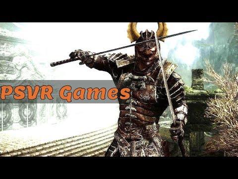 New PSVR Games Announced on E3 2018 🎮🔥