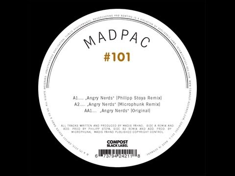 Madpac - Angry Nerds (philipp Stoya Remix) video