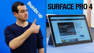 Surface Pro 4: Still the Best
