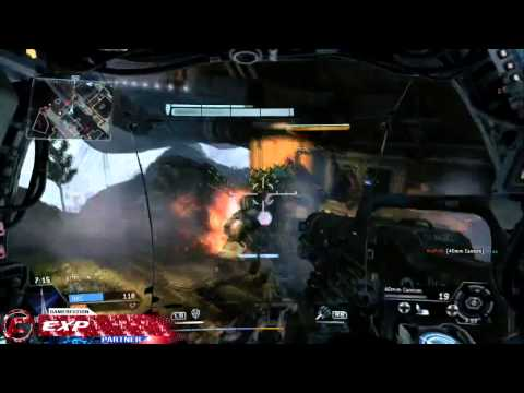 Titanfall IMC Campaign Walkthrough PART 3 The Odyssey Gameplay