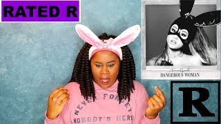 Ariana Grande - Dangerous Woman Album |REACTION|